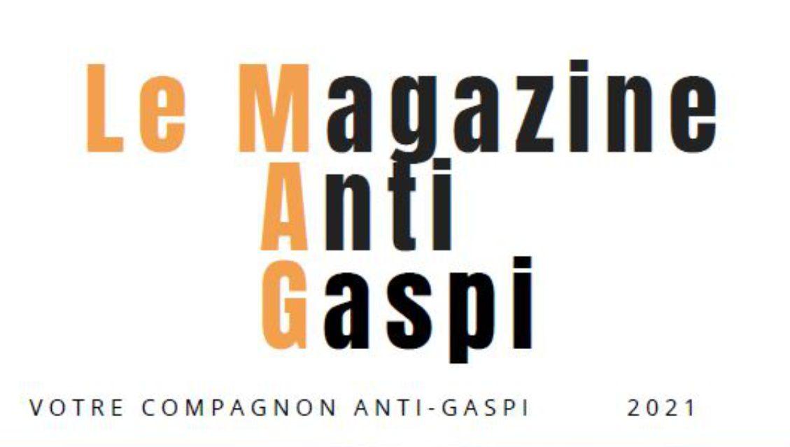 Le magazine anti gaspi d'Unis-Cité
